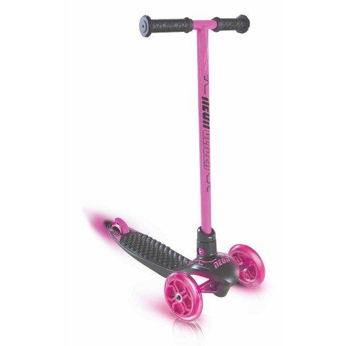 Y-Volution Πατίνι Neon Glider Ροζ