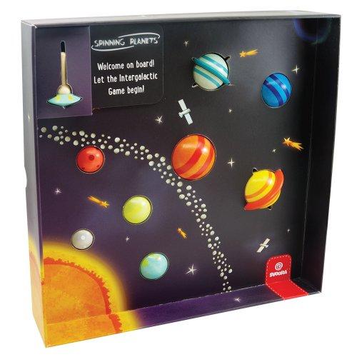 Svoora Επιτραπέζιο με Σβούρες – Πλανήτες