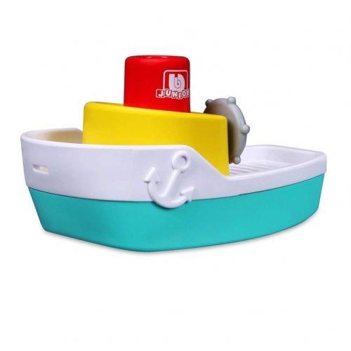 Bburago Junior Splash N Play Spraying Tugboat