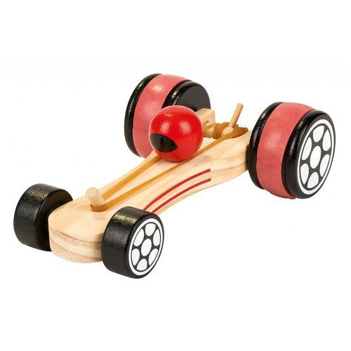 Moses Αγωνιστικό αυτοκίνητο με λαστιχένιο κινητήρα