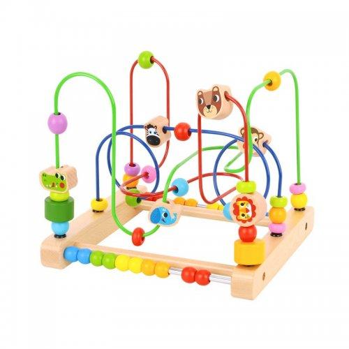 Tooky toy Ξύλινος Λαβύρινθος