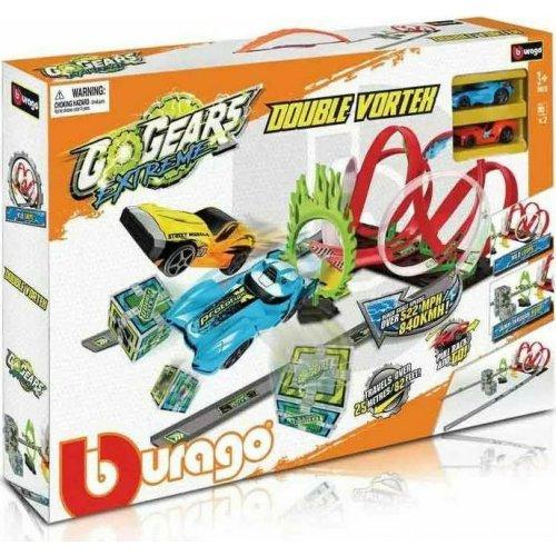 Bburago Go Gears Extreme Double Vortex