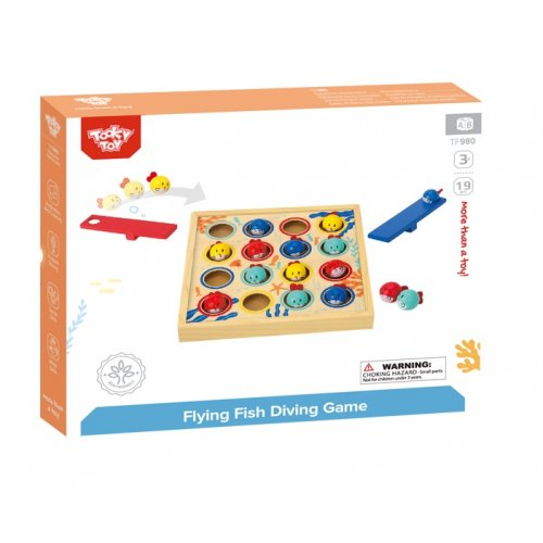 Tooky Toy Επιτραπέζιο Ιπτάμενα Ψαράκια