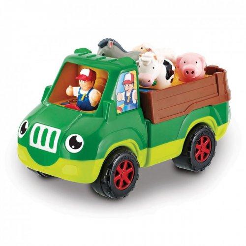 Wow Freddie Το αγροτικό φορτηγό
