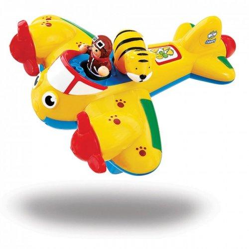 Wow Johnny Το αεροπλάνο της ζούγκλας