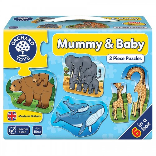 Orchard Toys Mummy & Baby Puzzle