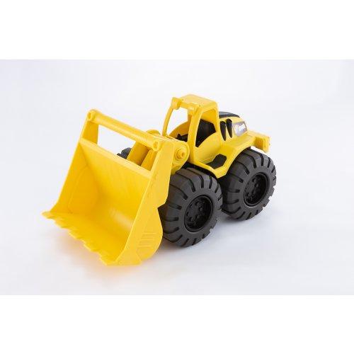 "Nikko RHINO CONSTRUCTION Mini Building Machines Wheel Loader 7""/18cm"
