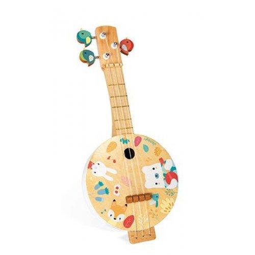 Janod- Μουσικό Όργανο Banjo Pure