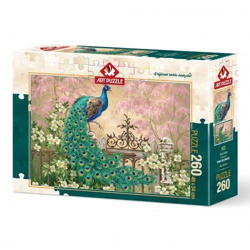 Art Puzzle  Peacock - Donna Gelsinger 260 τεμ.