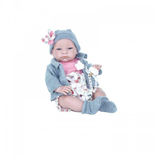 Magic Baby κούκλα Marina Grey jacket