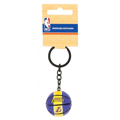 NBA Μπρελόκ 3D μπάλα Los Angeles Lakers