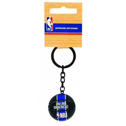 NBA Μπρελόκ 3D μπάλα Dallas Mavericks