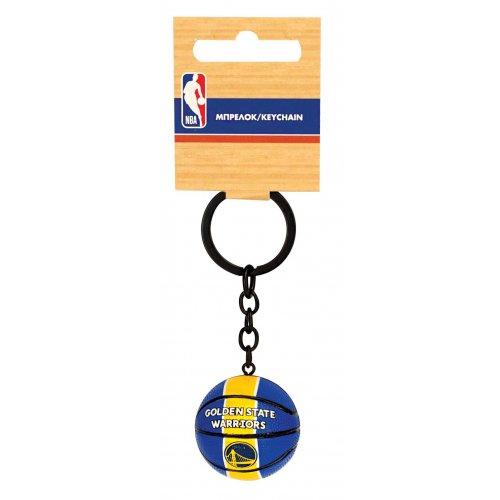 NBA Μπρελόκ 3D μπάλα Golden State Warriors
