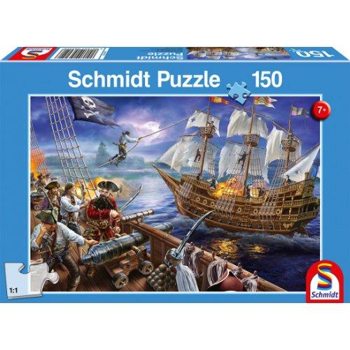 Schmidt Παζλ  Πειρατική Περιπέτεια 150 τεμ.
