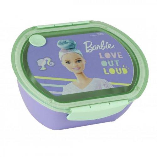 Gim Ανοξείδωτο Δοχείο Φαγητού Barbie