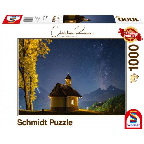 Schmidt Παζλ  Milky Way 1000 τεμ.