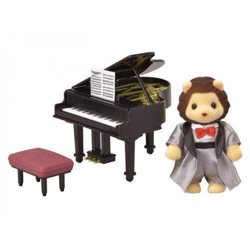 Sylvanian Families Σετ για Κοντσέρτο με Πιάνο