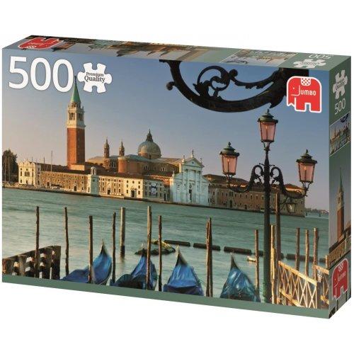 Jumbo Venice Jigsaw Παζλ 500 τεμ.