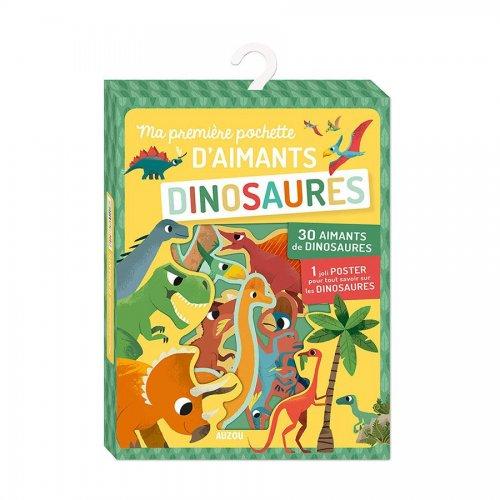 Auzou Τα μαγνητάκια μου Δεινόσαυροι