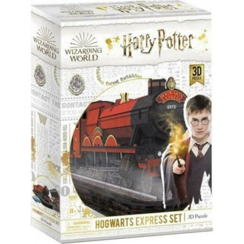 Cubic Fun 3D Παζλ Harry Potter Hogwarts-Express 180 τεμ.