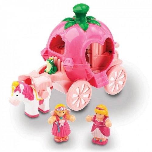 Wow Η Pippa και η Πριγκιπική της Άμαξα
