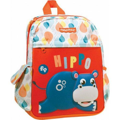 Fisher Price Σακίδιο Νηπιαγωγείου Hippo