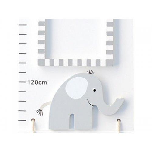 Jabadabado Αναστημόμετρο Elephant