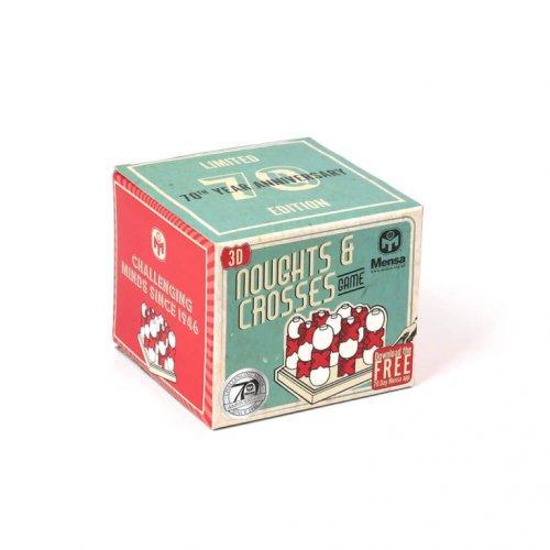 Mensa 3D Noughts & Crosses