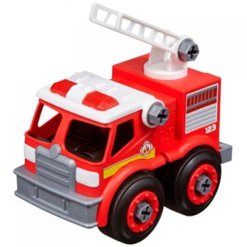 "Nikko Κατασκευή Πυροσβεστικού Machine Maker - Fire Truck (8""/20cm)"