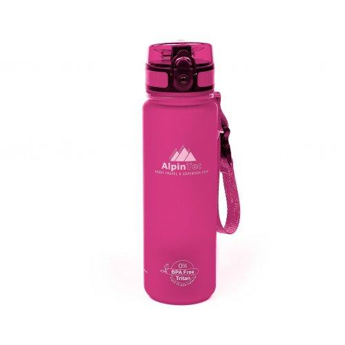 AlpinTec Παγούρι Style 500ml Ροζ