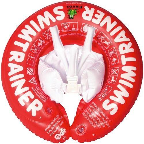 Freds Swimtrainer Classic red (0-4 ετών)