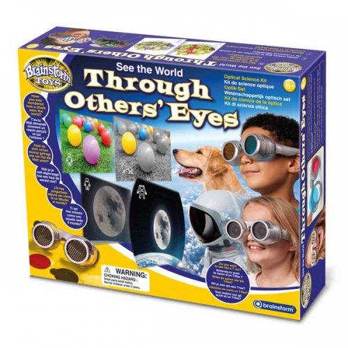 Brainstorm Γυαλιά με Πρισματικούς Φακούς Πώς Βλέπουν τα Ζώα
