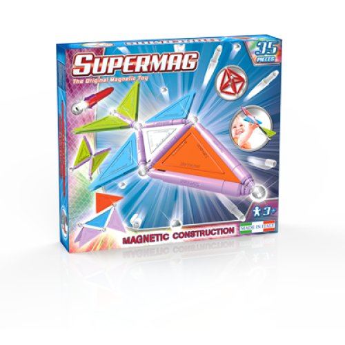 Supermag Tags 35 Μαγνητικές Κατασκευές