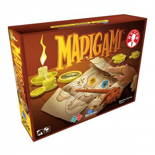 Epsilon Games Mapigami