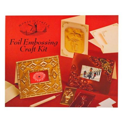 House of Crafts Χαρακτική σε Λεπτό Φύλλο Μετάλλου