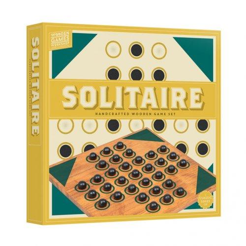 Professor Puzzle Solitaire