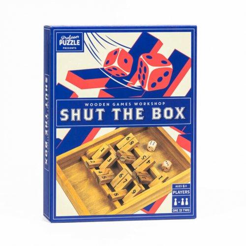 Professor Puzzle Shut the Box